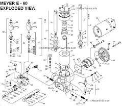 meyere 60 com meyer e 60 quik lift plow pump exploded view and meyere 60 com meyer e 60 quik lift plow pump exploded view and parts list