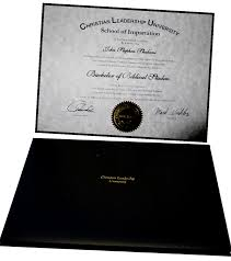 isom graduates receive an associate bachelor or master s how is my christian leadership university degree look like