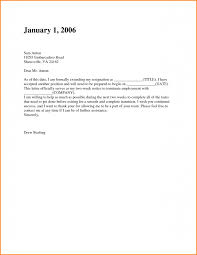 resignation letter week notice email receipts template 9 resignation letter 2 week notice email