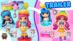 Party Popteenies Surprise <b>Doll</b> Collectibles & <b>Cute Fashion</b> ...