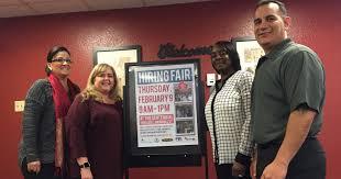 fort bliss hiring fair is feb at centennial