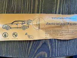 <b>электропривод</b> багажника - Купить запчасти и аксессуары для ...