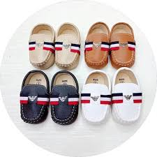 2019 <b>Spring And Autumn Baby</b> Shoes Newborn Boys PU Leather ...