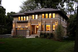 Brick Craftsman Style Ranch House Plans Images   Free Online Image        Frank Lloyd Wright Style Houses on brick craftsman style ranch house plans images
