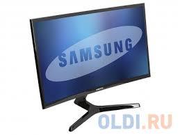 """<b>Монитор Samsung C24F396FHI</b> 24"""" <b>Black</b> — купить по лучшей ..."""