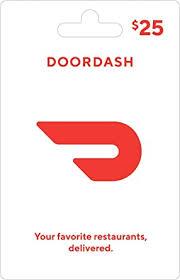 DoorDash Gift Card $25: Gift Cards - Amazon.com