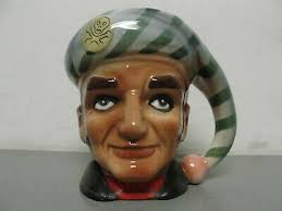 <b>lego</b> vintage 1960 character mug ceramic face <b>head</b> cup <b>pirate</b> #469 ...
