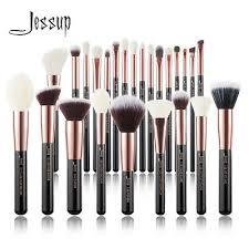 <b>25Pcs</b> Professional Jessup <b>Makeup Brushes Set Powder</b> ...
