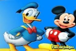 Resultado de imagem para Pato Donald x Mickey