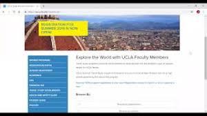 International Education Office | UCLA Travel ... - UCLA Study Abroad