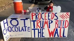 Benton Stevens of Austin raises <b>$22</b>k for border wall by <b>selling hot</b> ...
