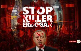 Αποτέλεσμα εικόνας για φωτο εικονες ερντογαν ως σουλτανος