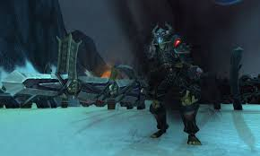 The <b>Black Knight</b> - NPC - World of Warcraft