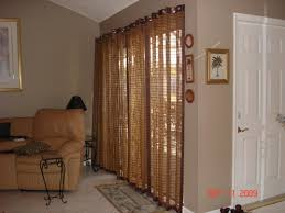 patio door curtain ideas vertical sliding curtains