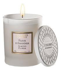 <b>Ароматическая свеча Almond Flower</b> (цветок миндаля) Collines ...