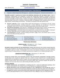 resume may not be useful for those who are considering multiple logistics manager resume