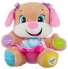 Интерактивная развивающая <b>игрушка Fisher</b>-<b>Price</b> Смейся и ...
