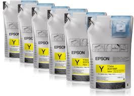 <b>Набор</b> сублимационных чернил <b>Epson</b> C13T741400