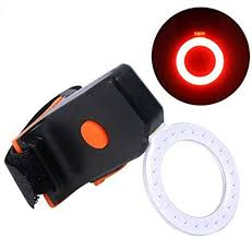 Cloudpower <b>Bicycle Taillight</b> -<b>USB Rechargeable</b> - Amazon.co.uk
