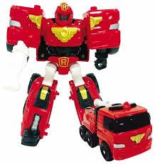 Трансформер <b>YOUNG TOYS Tobot</b> Mini R 301028 — купить по ...