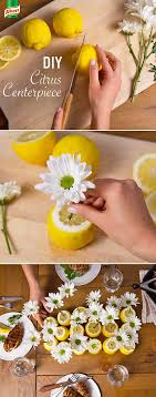 Lemon And Lime Kitchen Decor Want A Show Stopping Yet Simple Party Table Decorating Idea