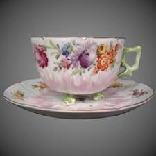 "<b>Vintage</b> Royal Albert ""Pink <b>Brocade</b>"" bone China England <b>Cup</b> and ..."