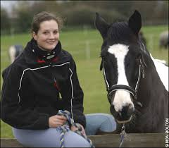 Emily Rawle with her horse. Backing the right horse: Emma Rawle, pictured, started regular savings of £100 a month in New Star Tactical Portfolio through an ... - money-graphics-2007_874762a