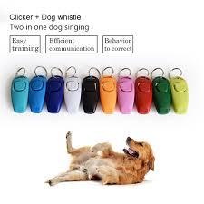 <b>Hot Sale Combo pet dog Clicker</b> Whistle <b>Pet</b> Trainer Click <b>Puppy</b> ...