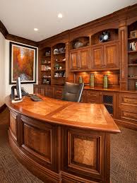 home office desk home office traditional with dark wood cabinets office chair built in home office cabinets
