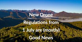 <b>New Drone</b> Rules from 1 July <b>2020</b> are Good News for all Dronies ...