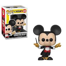 <b>Mickey Mouse</b>, Pop! <b>Vinyl</b> Figures - Entertainment Earth
