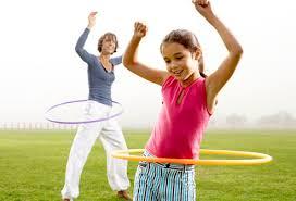 نتیجه تصویری برای exercicio fisico crianças