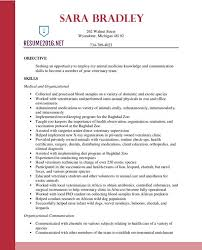 cover letter  vet tech resum  axtran    cover letter  vet tech resumes for objective with skills as medical and organizational  vet