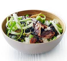 <b>Japanese</b>-<b>style</b> mackerel rice bowl recipe   BBC Good Food