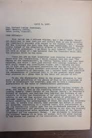 fdr s court packing plan shra letter from major richard burges from the dolph briscoe center for american history at the university