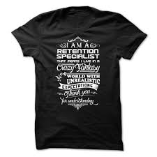 retention specialist shirt awesome retention specialist shirt