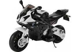 <b>Электромотоцикл Jiajia BMW</b> S1000PR 12V - JT528-black (черный)