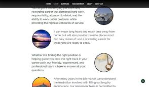 evergreen yachts wordpress web design seattle web design wordpress web design looking for work 02