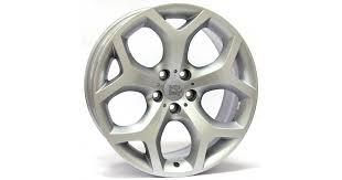 <b>WSP Italy</b> W667 <b>X5</b> Hotbird Silver Alloy Wheels   BMW Wheels