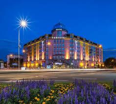 Hotels in Warsaw Business District   Radisson Blu Sobieski Warsaw