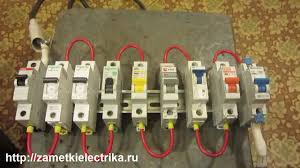 Испытания автоматов током 1,13·In (АВВ, <b>Schneider Electric</b>, IEK ...