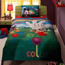 TAC Mickey Mouse House <b>Colors комплект постельного</b> белья ...