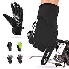 Winter Cycling Gloves Motorcycle Bike - Windproof ... - Amazon.com