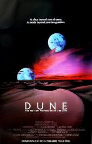 scott s film watch retro analysis and review of dune  the poster was just artful enough to make one hope for an intelligent engaging movie if only