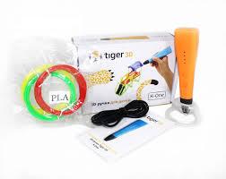 <b>3D</b> ручки <b>Tiger 3D</b>