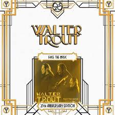 <b>Walter Trout</b> - <b>Face</b> The Music 25th Anniversary (2 LP) | www.gt-a.ru