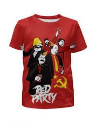 """Детские футболки c стильными принтами """"сталин"""" - <b>Printio</b>"""
