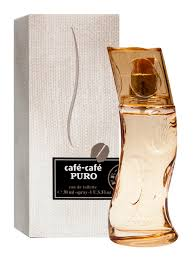 PARFUMS <b>CAFE Cafe</b>-<b>Cafe</b> PURO <b>Туалетная</b> вода 30 мл