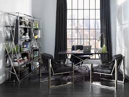 officemodern home office ideas. fresh and stylish reading space decorating ideas wood flooring modern style black curtain office with decoration officemodern home a