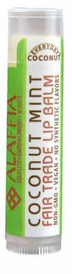 Alaffia Everyday Coconut Mint Fair Trade Lip Balm, 1 ct - Kroger